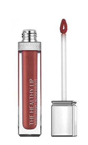 Physicians Formula The Healthy Lip Velvet Liquid Lipstick, Nut-ritious, 0.27 Ounce (Pack of 2)