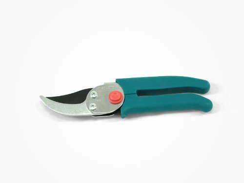 Gilmour Bypass Hand Pruner 3/4-Inch Cutting Capacity Teal 124T