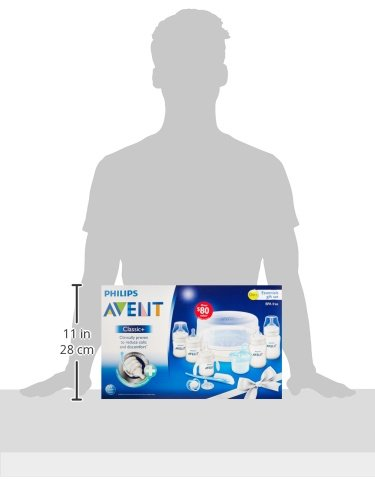 Philips AVENT Classic Plus Essentials Gift Set by Philips AVENT (Image #2)