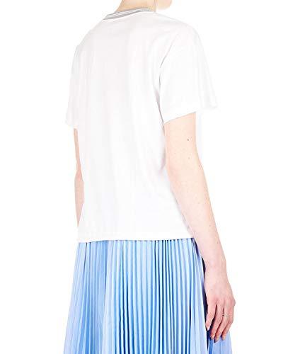 Bianco Donna Eleventy 980ts0070tsh2700301 T shirt Cotone fwxgZqAxH
