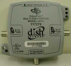 DISH NETWORK Dish Pro SW-21 Switch