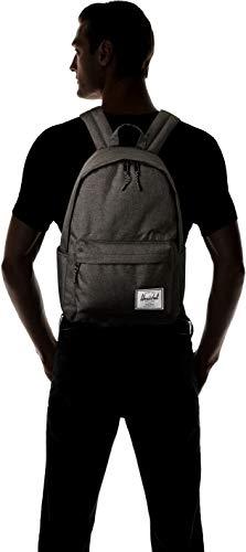 31SNNzYQQlL - Herschel Classic X-Large Backpack, Black Crosshatch, XL 30L