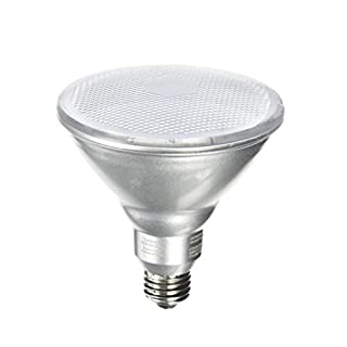 LED PAR38 Dimmable Flood Light Bulb, 18.5W (100W Equivalent),Waterproof, 1400 Lumens, 3000k Soft White, 120V, Indoor/Outdoor, Energy Star Certified, UL Listed (1 Pack)