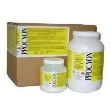 1 Each- 50 lb. Box - Soap Free PROCYON PLUS Powder Carpet Cleaner by Procyon (Image #1)