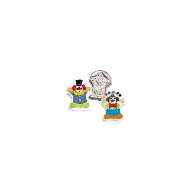 Wilton Juggling Circus Clown Cake Pan (2105 572)