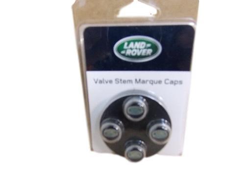 Genuine LAND ROVER TIRE VALVE STEM CAP RANGE ROVER 07-09 LR2 LR3 LR4 RANGE ROVER SPORT 05-09 KIT SET 4 LR006186