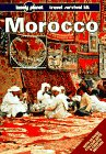Morocco, Geoff Crowther and Damien Simonis, 0864422490