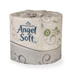 (Tissue, Toilet Angel SFT 2Ply Wht (Units Per Case: 80))