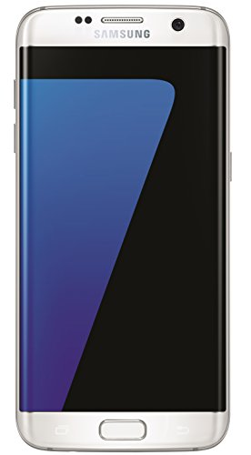 Samsung Galaxy S7 EDGE Smartphone (5,5 Zoll (13,9 cm) Touch-Display, 32GB interner Speicher, Android OS) weiß