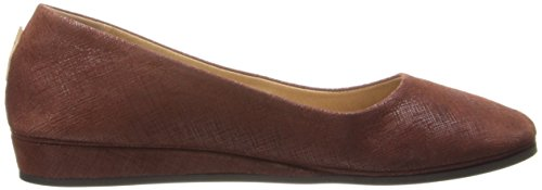 NY Sole FS Zeppa Women's Brown French Wedge xO4wHEqF
