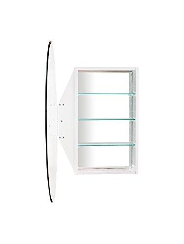 Alno MC4912-W Mirror Cabinet, White