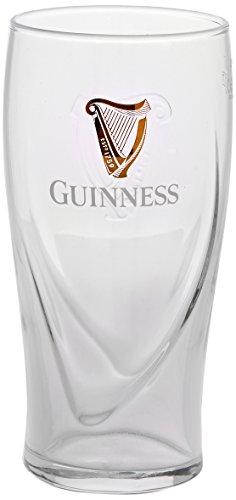 Vasos de pinta Guinness CE 20oz/568 ml (Pack de 4): Amazon.es: Industria, empresas y ciencia