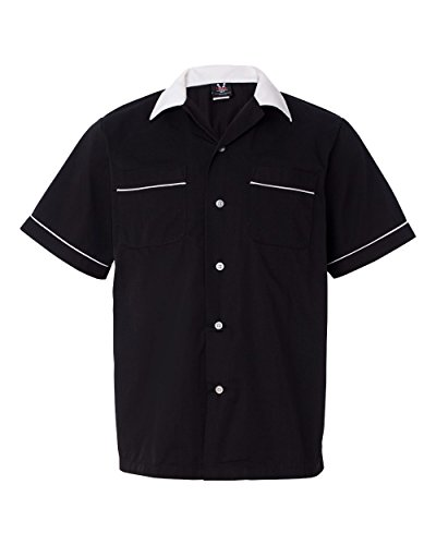 Xl Retro Bowling Shirt - 6