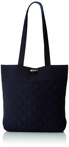 Vera Bradley Vera Bradley Tote Shoulder Bag Classic Navy One Size Vera Bradley Handbags