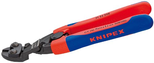 KNIPEX 7122200 Comfort Angled Leverage