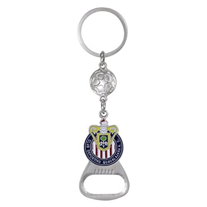 Keychain BOTTLE OPENER CHIVAS DE GUADALAJARA