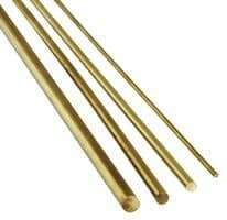 "BRASS ROD, SOLID, 1/32"" X 12"" KS8160 By K&S"