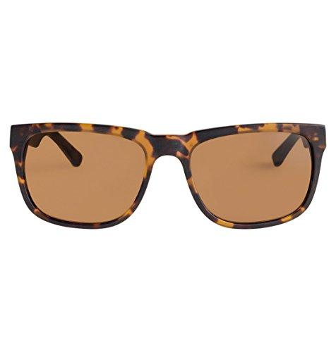 pour de 2 Homme Tortoise soleil Marron Lunettes EDYEY03005 Shades Matte DC Brown Shoes DC wBRFqx0fw