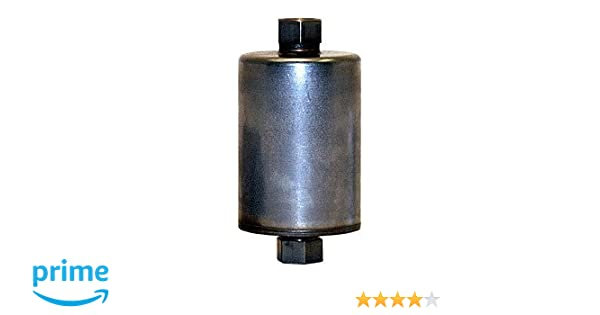 WIX Filters 33265 Fuel Filter Complete In-Line Pack of 1