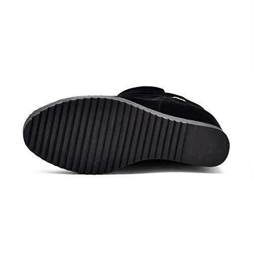 Abl11304 36 Noir Balamasa Femme 5 Sandales Noir Compensées OAdRqxPHR
