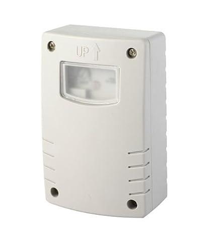 GTV Mini Detector de movimiento CR de 7 360 ° Sensor PIR para LED Detector 800