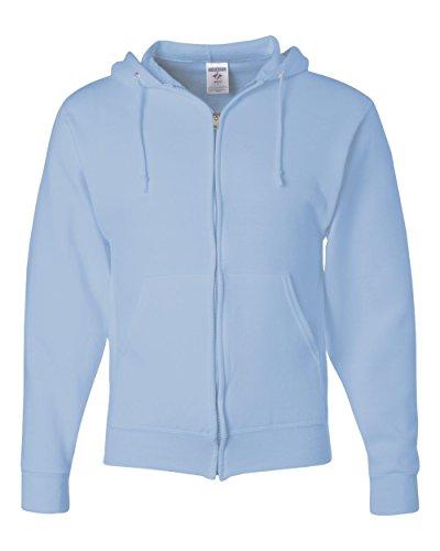 Jerzees Nublend Full Zip Hooded Sweatshirt product image
