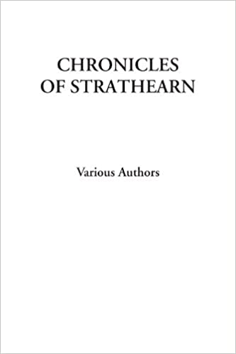 Book Chronicles of Strathearn