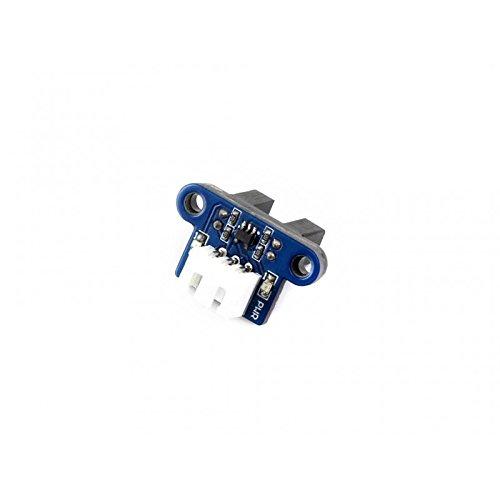 Waveshare Photo Interrupter Sensor Robot Speed Measuring Module Detector for Arduino Power 3.3V to 5V by waveshare (Image #1)