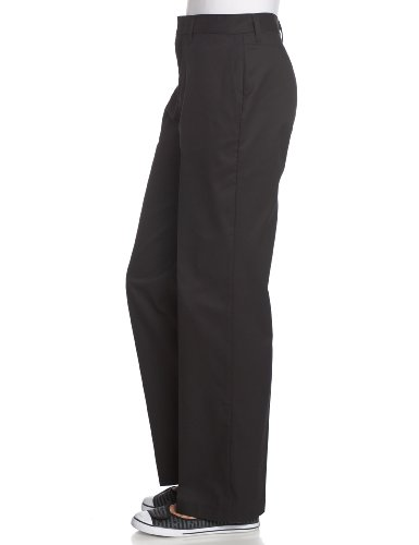 Frente Fp221 Flat 10 Mujeres Dickies Black Pant 86qZtWxw