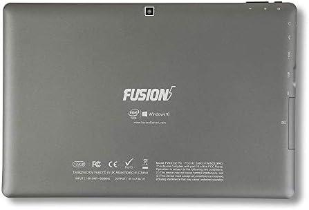 10″ Windows 10 Fusion5 Ultra Slim Windows Tablet PC- (4GB RAM, 128GB Storage, USB 3.0, Intel, 5MP and 2MP Cameras, Windows 10 S Tablet PC) (128GB) 31SNnDdN8aL