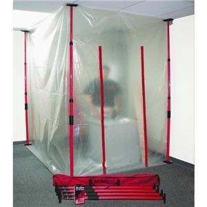 Surface Shields INC DSPKIT Dust Containment Kit ()