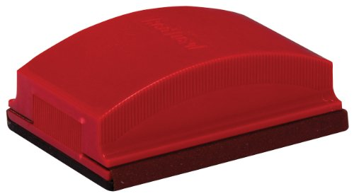 Red Hand Block (Red Devil 3318 Plastic Sandpaper)