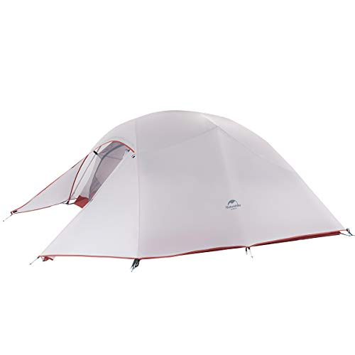 Naturehike Cloud-Up 3 Person 4 Season Backpacking Tent with Footprint - Lightweight Winter Tent  sc 1 st  Weshop Global & Jual Naturehike Cloud-Up 3 Person 4 Season Backpacking Tent with ...