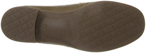 On Lila Women's Dansko Slip Nappa Burnished Taupe Loafer qzx4Hw
