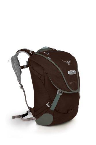 Osprey Metron 25-Litre Commuter Pack (Earth Brown, Small/Medium), Outdoor Stuffs