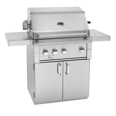 """Summerset Grill 36"""" Alturi Built-in Grill with Cart Fuel ..."""