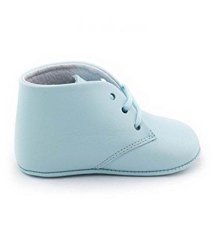 Boni Classic Shoes, Mädchen Hausschuhe Blau