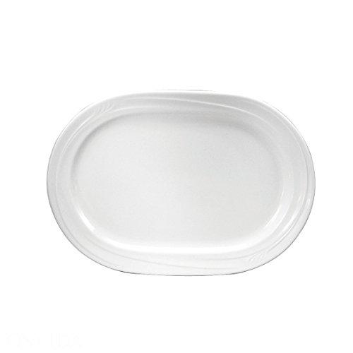 Oneida Foodservice F1040000379 Espree Platter Plate, 14