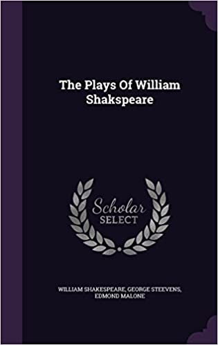 Book The Plays Of William Shakspeare