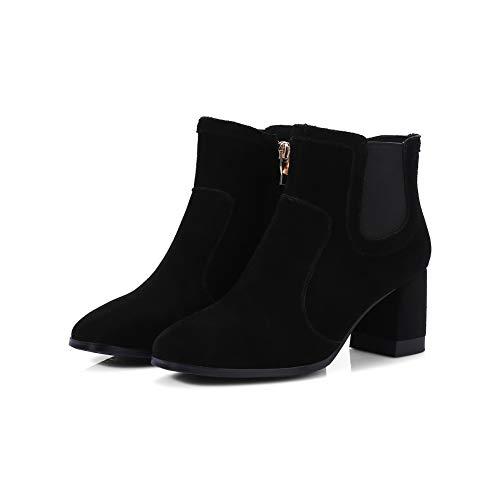 36 5 Sandales Abm12300 Eu Compensées Balamasa Noir Femme Noir xZYqw0ZRS
