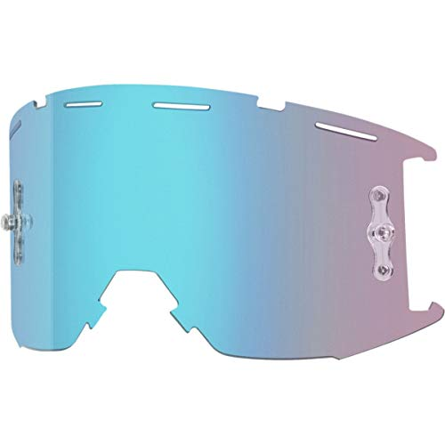 Smith Squad MTB Goggle Replacement Lens Chromapop Contrast Rose AF, One ()