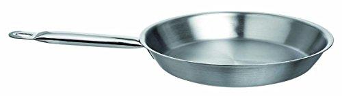 Matfer Bourgeat Performance Fry Pan, 11-Inch, (Matfer Stainless Steel Fry Pan)