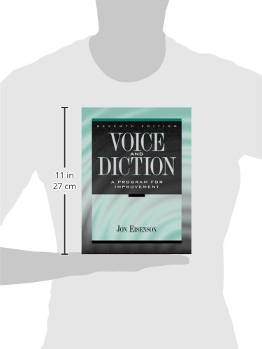 Voice and Diction: A Program for Improvement (7th Edition) by Pearson