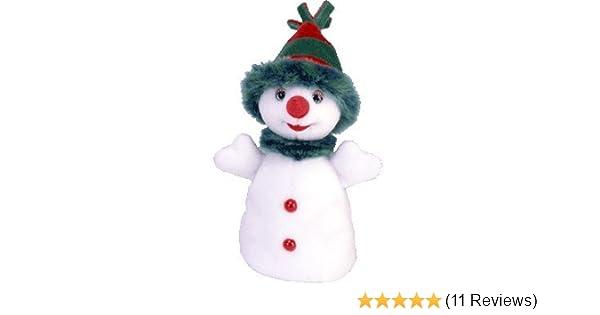a17e8c4e1de Amazon.com  Ty Beanie Babies - Snowgirl (Size 8 inches)  Toys   Games