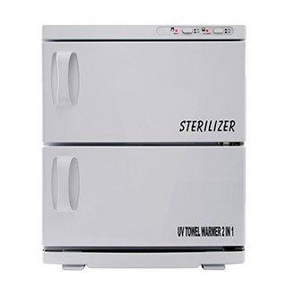 Hot Towel Warmer/Cabinet 48 PC and UV Sterilizer