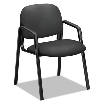 Solutions Seating 4000 Series Leg Base Guest Chair, Iron Ore ()