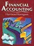 Financial Accounting, Harrison, Walter T. and Horngren, Charles T., 0133118207