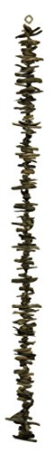 Wood Wall Hangings 84 Inch Long Natural Driftwood Garland 6 X 84 X 1 Inches Brown (Wedding Centerpiece Driftwood)