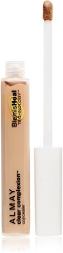 Almay Clear Complexion Oil-Free Concealer, Light/Medium , 0.