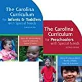 Carolina Curriculum for Infants and Toddlers with Special Needs (Ccitsn), Johnson-Martin, Nancy M., 1557667675